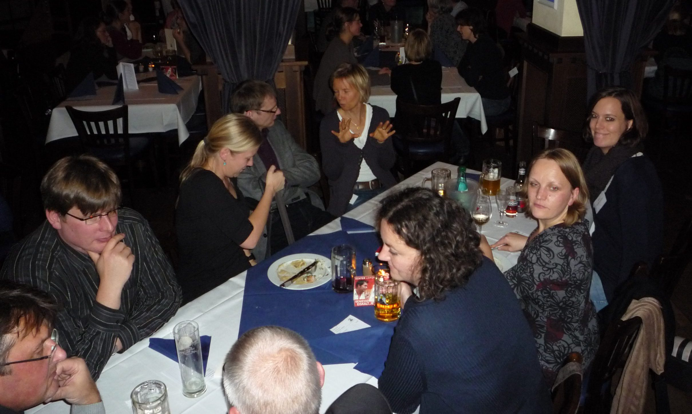 Social Dinner ISES