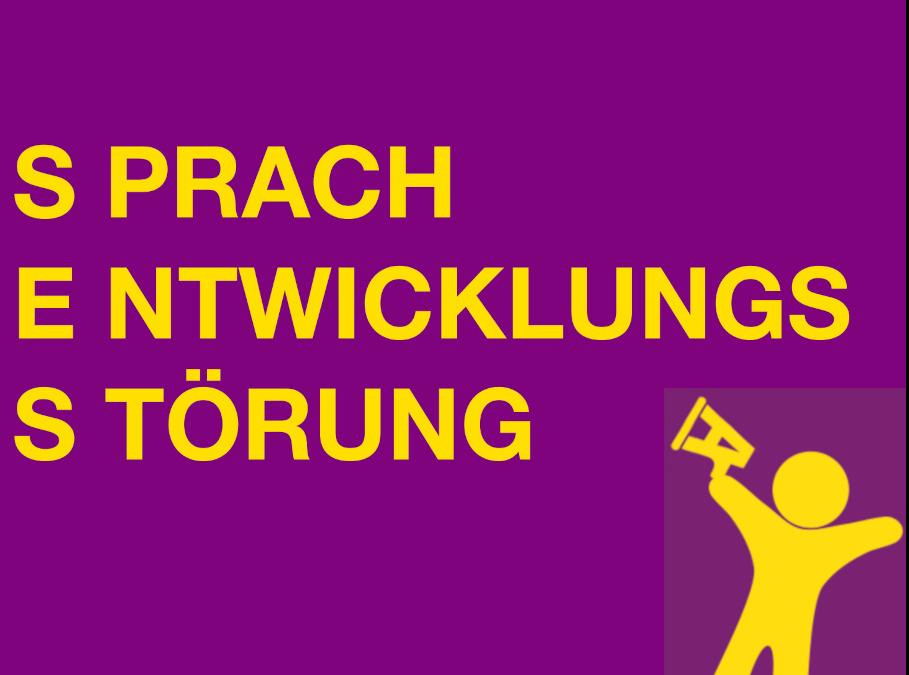 Der internationale Tag der Sprachentwicklungsstörungen am 15. Oktober 2021